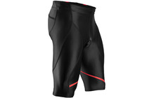 "Sugoi Men's Piston 200 Tri Pkt Short 9"" black/matador"